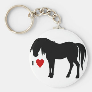 Horse Designs - T shirts & Non Apparels too Keychain