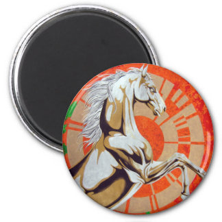 Horse Dimension Magnets