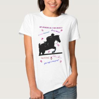 Horse Doodles Tshirt