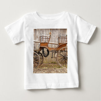 Horse Drawn Carriage Coach Surrey Gifts Baby T-Shirt