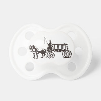 Horse Drawn Carriage Pacifier