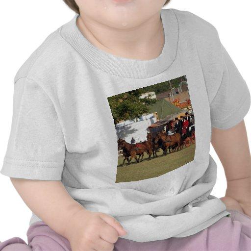 Horse Drawn Carriage T Shirt