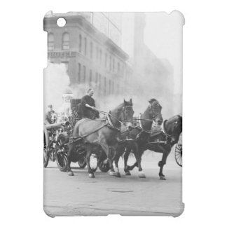Horse Drawn Fire Engine, early 1900s iPad Mini Covers