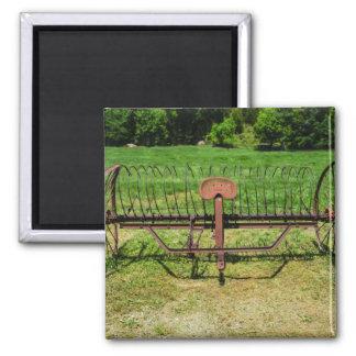 Horse Drawn Hay Rake Magnet