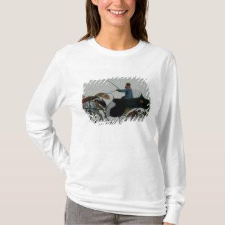 Horse Drawn Sleigh T-Shirt