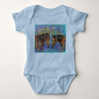 Horse Dream Fantasy Starring Two Dreamy Horses Tee Shirt