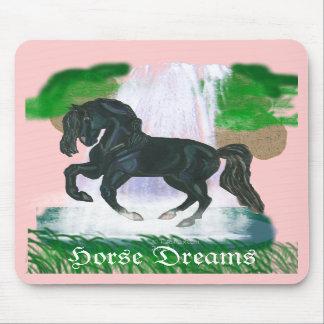 Horse Dreams Andalusian Horse Mousepad