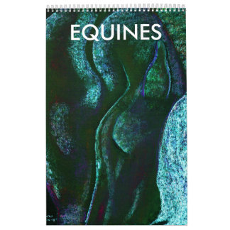 horse dreams, EQUINES Calendar