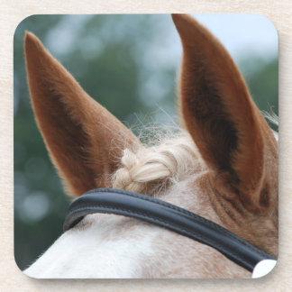 horse ears coaster