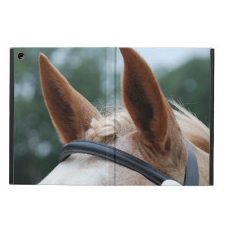 horse ears iPad air case