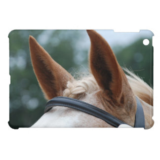 horse ears iPad mini case