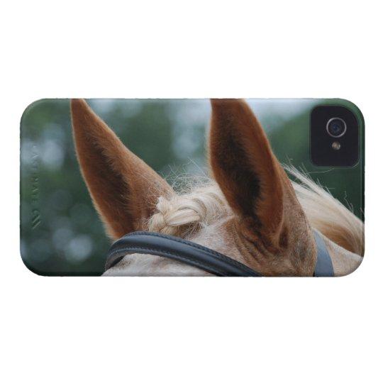 horse ears iPhone 4 Case-Mate case