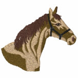 Horse Embroidered Shirt