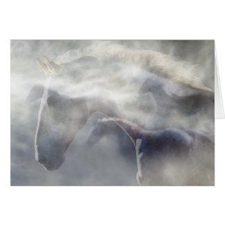 Horse / Equine Sympathy Card