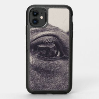 Horse Eye 001 OtterBox Symmetry iPhone 11 Case