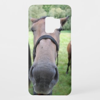 Horse face Case-Mate samsung galaxy s9 case