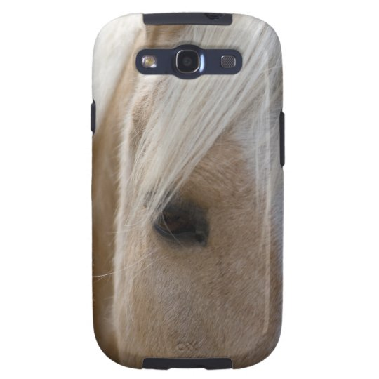 Horse Face Galaxy S3 Cover