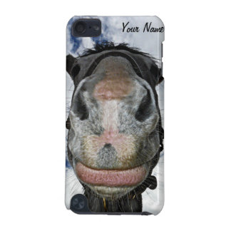 Horse Face - Kissy! Kissy! iPod Touch 5G Cover