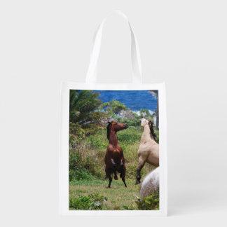 horse-family-21.jpg reusable grocery bags