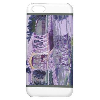 Horse Farm Bridge Cover For iPhone 5C