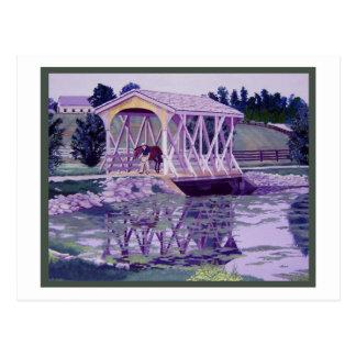 Horse Farm Bridge Postcards
