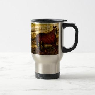 horse , farmer horse , animals , wild horse mug