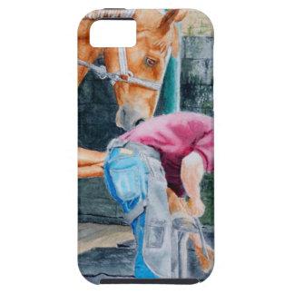 Horse Farrier iPhone SE/5/5s Case
