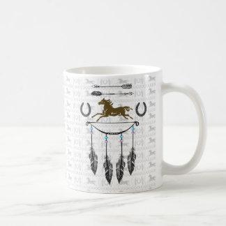Horse Feathers Coffee Mug