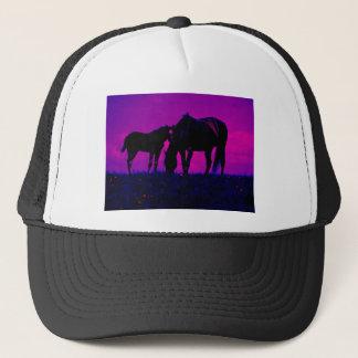 Horse & Filly Trucker Hat