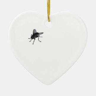 Horse fly. ceramic ornament