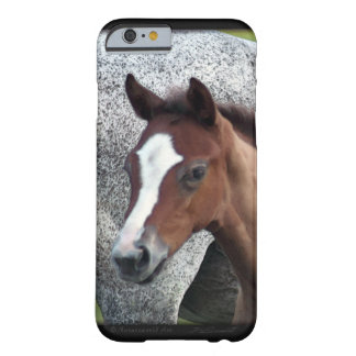 Horse Foal Art iPhone6 Case Barely There iPhone 6 Case