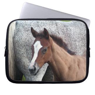 Horse Foal Art Laptop Sleeve