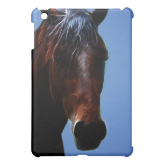 Horse for Lucy iPad Mini Cover