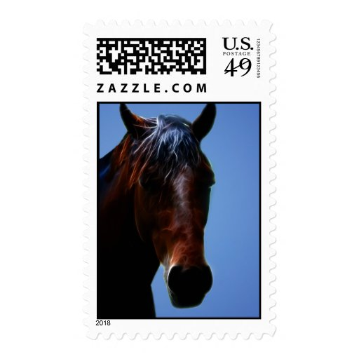 Horse for Lucy Stamp