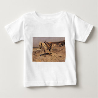 Horse for the stones collecting in the Vela Baby T-Shirt