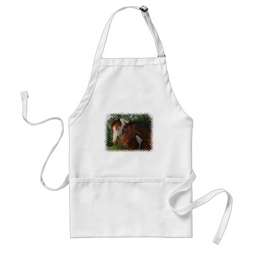 Horse Friends Apron
