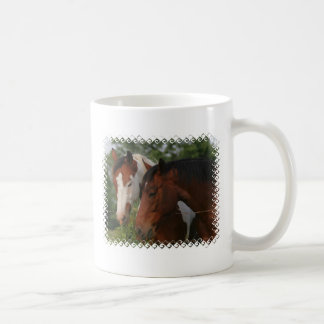 Horse Friends Coffee Mug