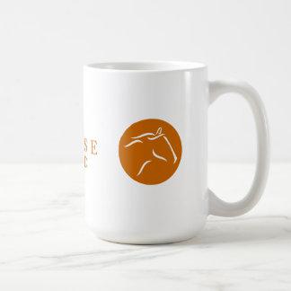 Horse Fund Logo Coffee Mug
