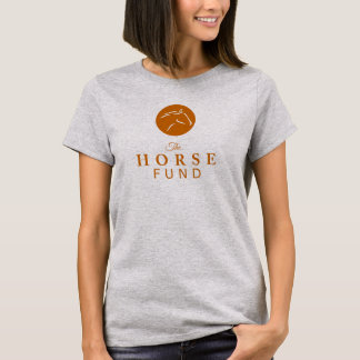 Horse Fund Logo T-Shirt