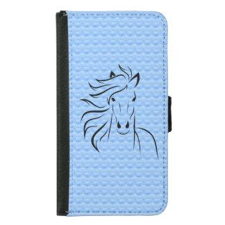 Horse Galaxy S5 Wallet Case