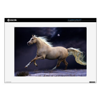 "horse galloping 15"" laptop decal"