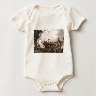 Horse-gear Baby Bodysuit