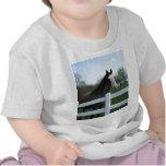 Horse, Good Morning! T Shirts