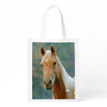 Horse Grocery Bag