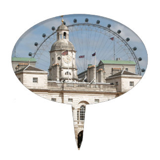 Horse Guards Parade, London, England Cake Toppers