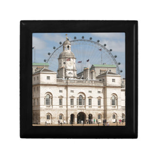 Horse Guards Parade, London, England Keepsake Boxes