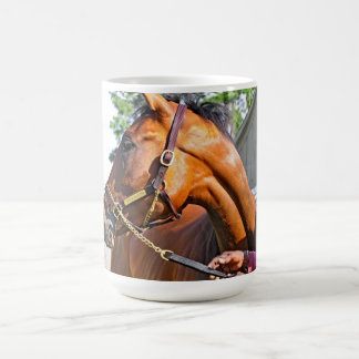 Horse Haven Barn  #47 at Saratoga Coffee Mug
