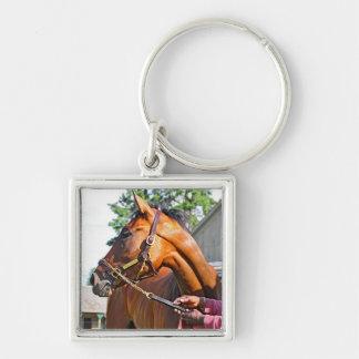 Horse Haven Barn  #47 at Saratoga Key Chains