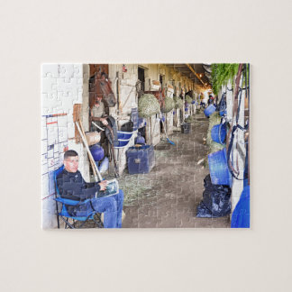 Horse Haven Jigsaw Puzzle