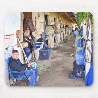 Horse Haven Mouse Pad